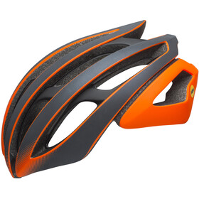 Bell Z20 MIPS Ghost Casco, matte orange/black ghost